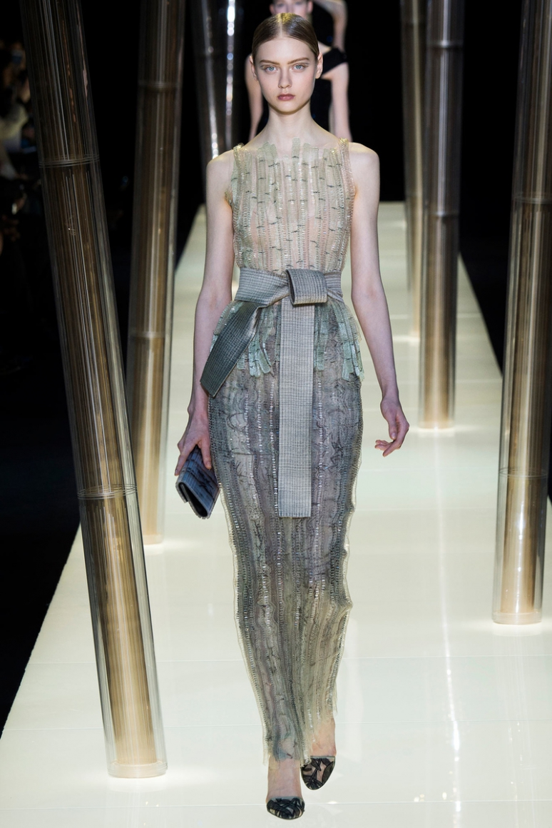 Armani Priv? Couture весна-лето 2015 #29