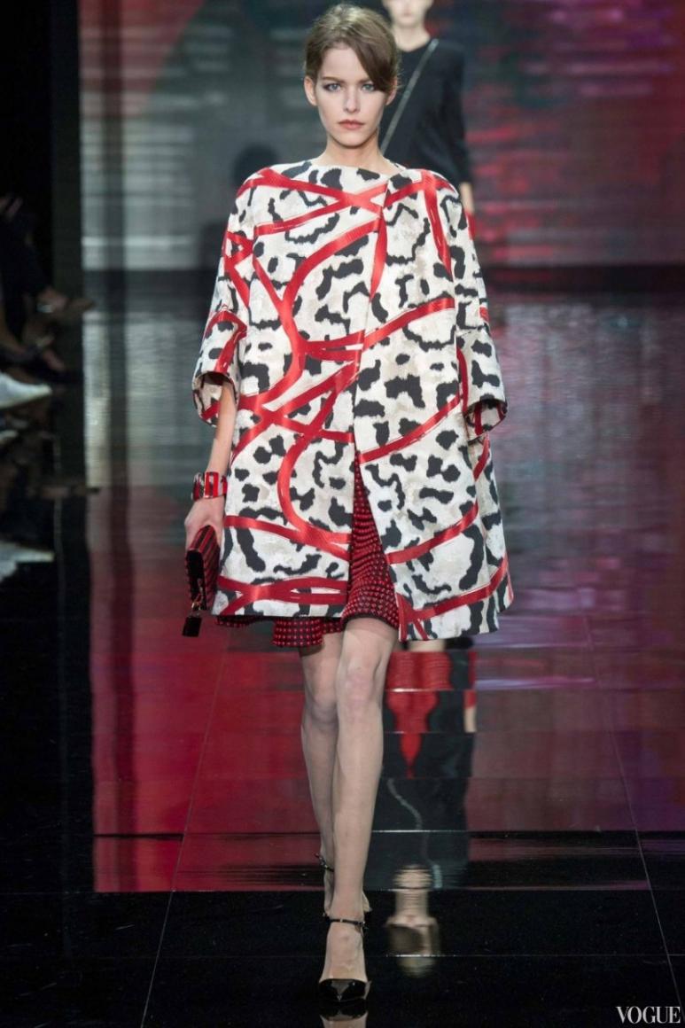Armani Priv? Couture осень-зима 2014/2015 #38