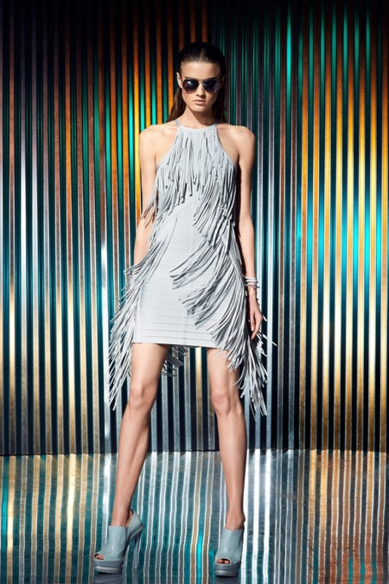 Herve Leger by Max Azria Resort 2014 #15
