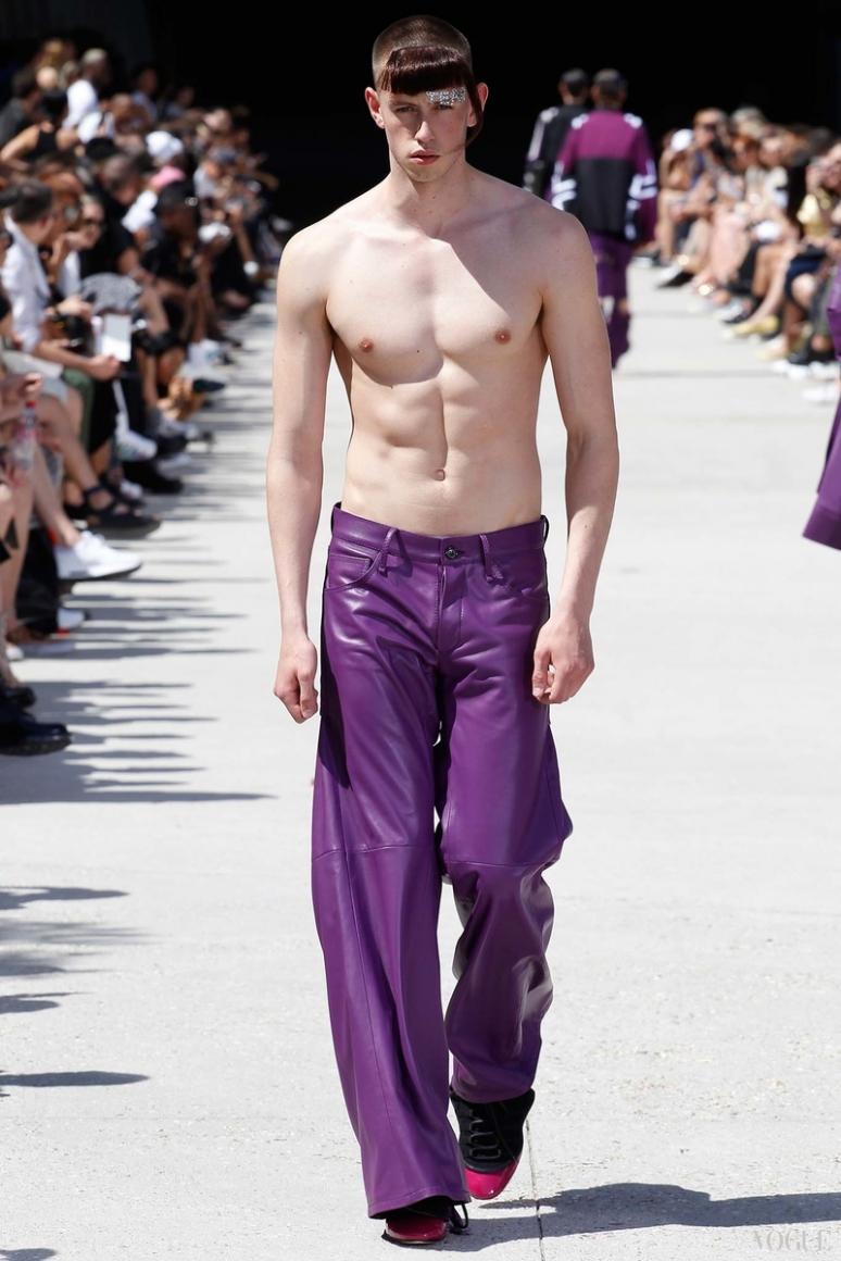 Hood by Air Menswear весна-лето 2016 #1