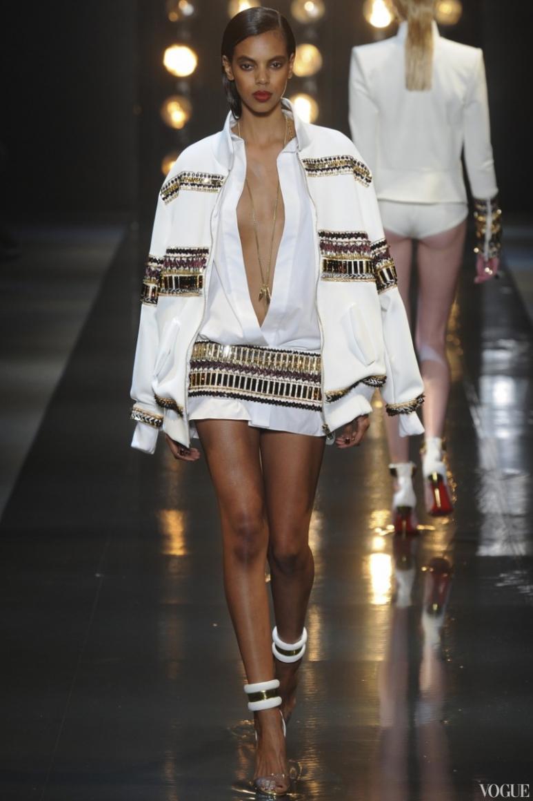 Alexandre Vauthier Couture весна-лето 2014 #29