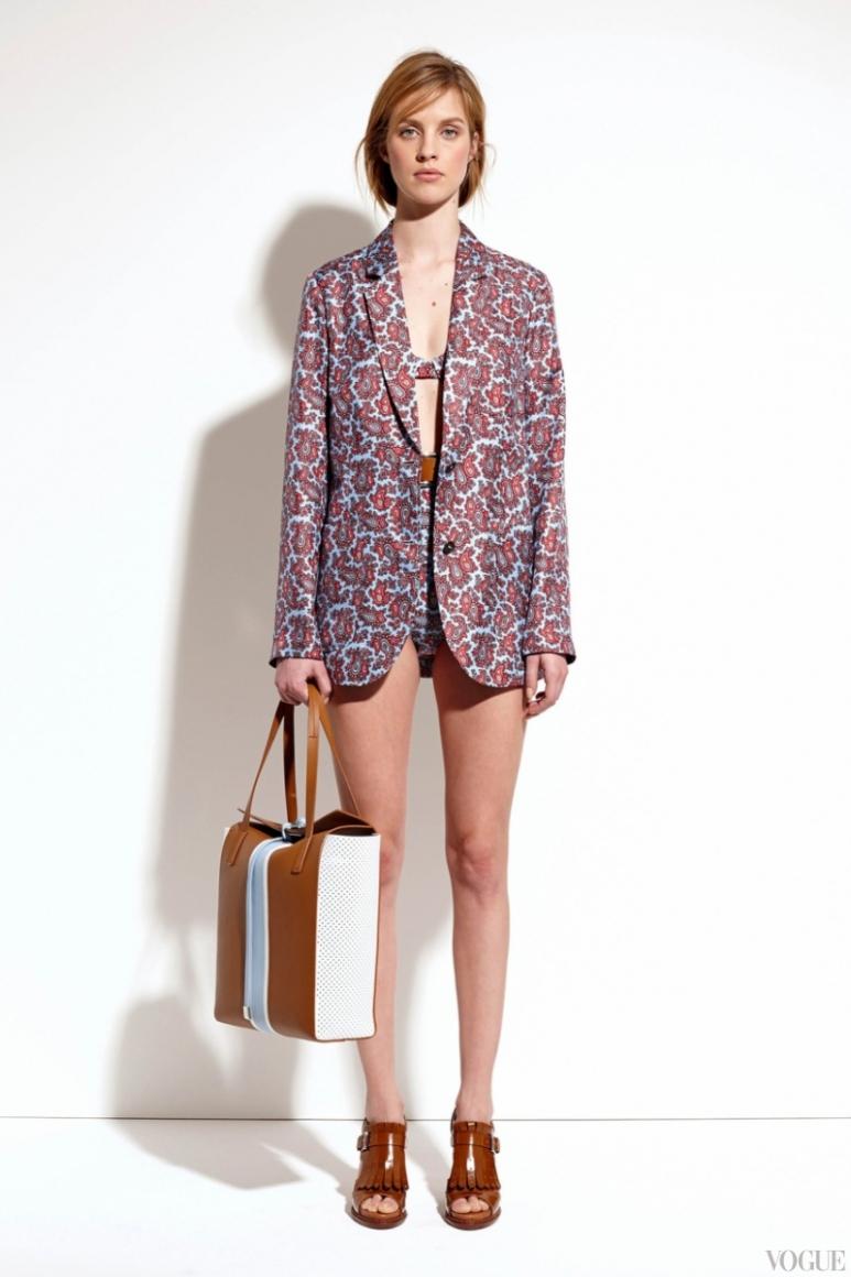 Michael Kors Couture весна-лето 2013 #23