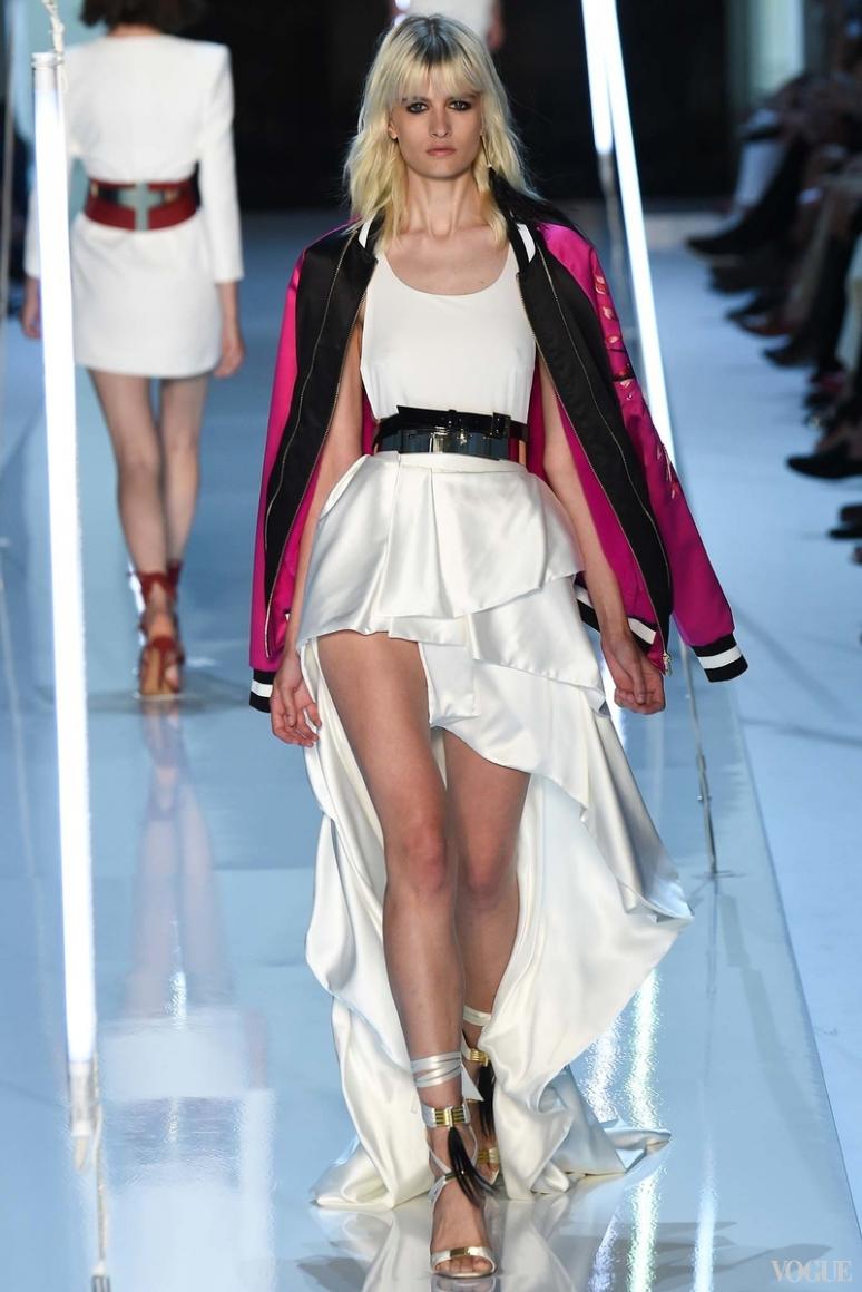 Alexandre Vauthier Couture осень-зима 2015/2016 #15