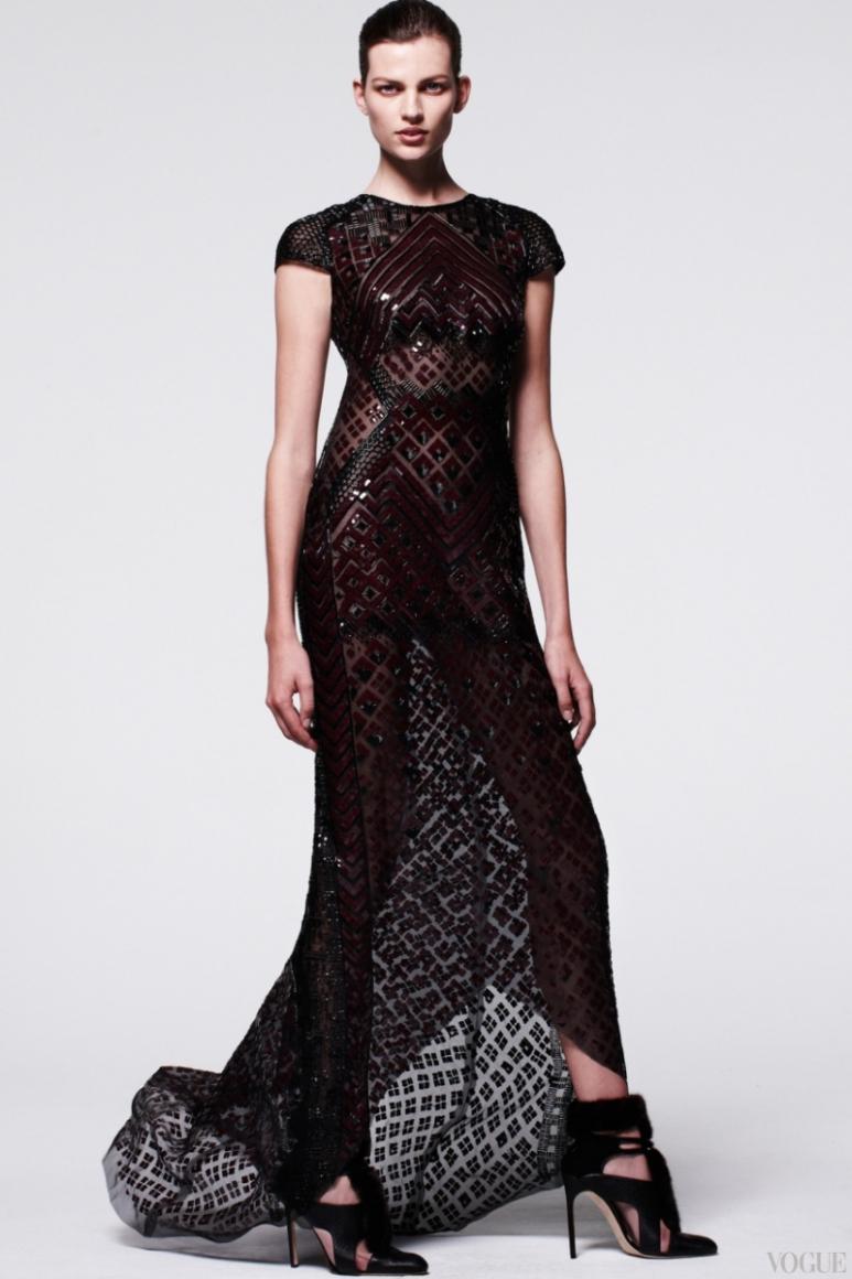 J. Mendel Couture весна-лето 2013 #3