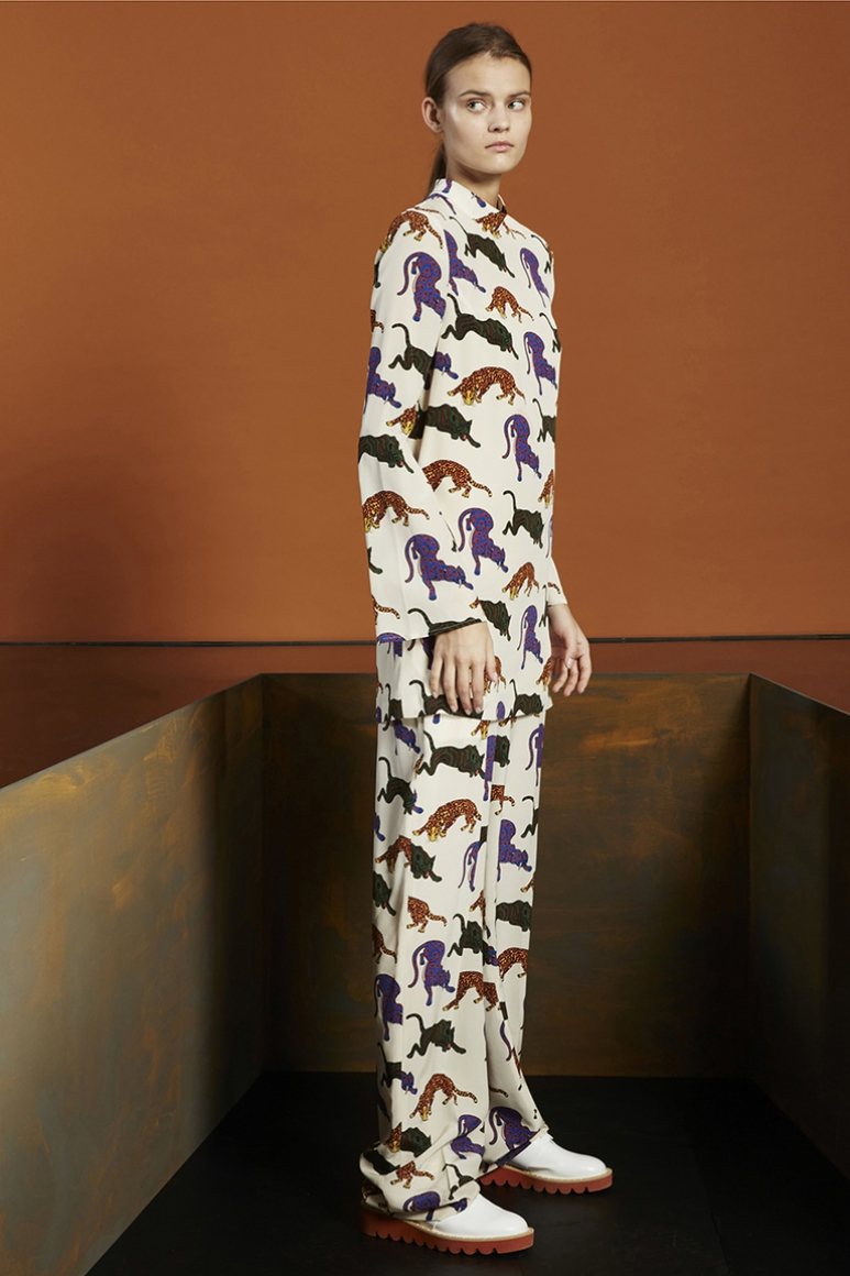 Stella McCartney Pre-Fall 2015 #6