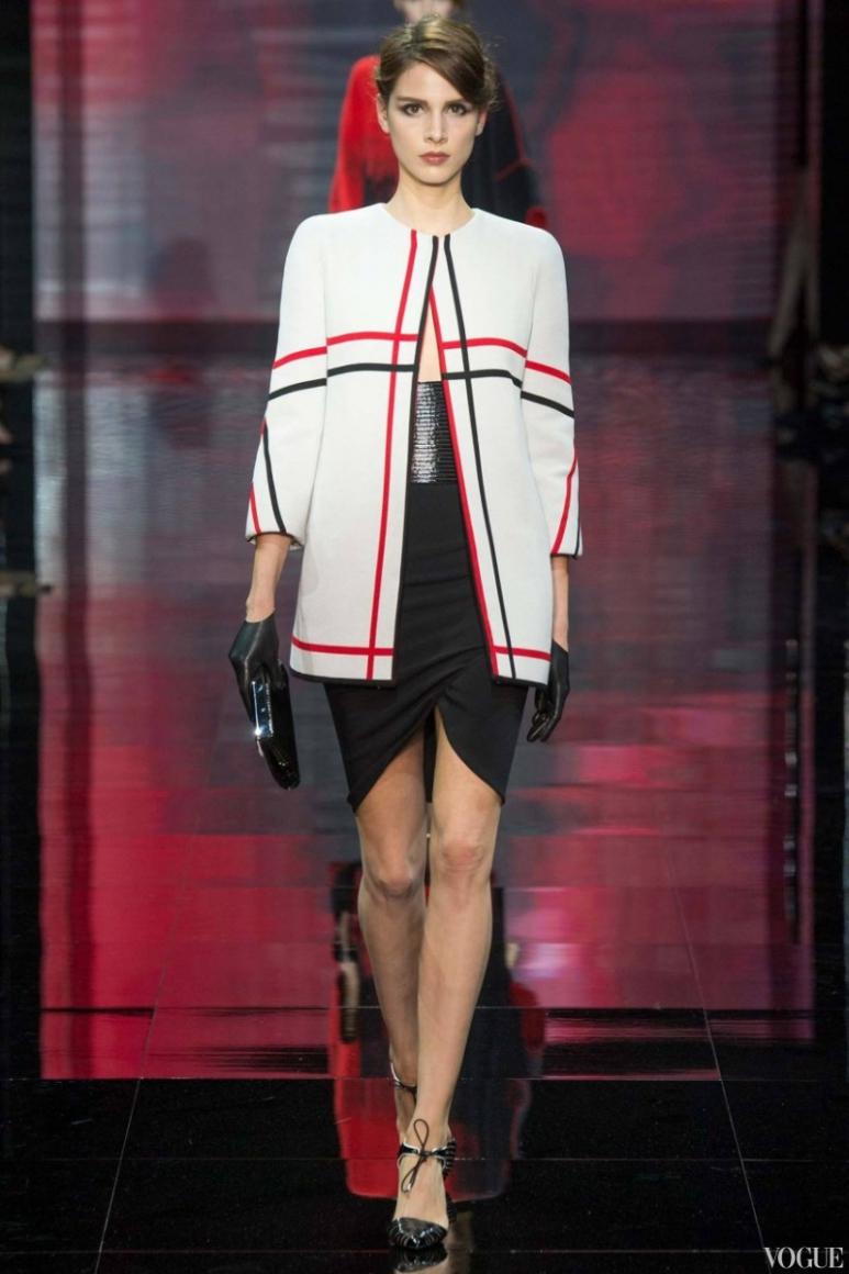 Armani Priv? Couture осень-зима 2014/2015 #44