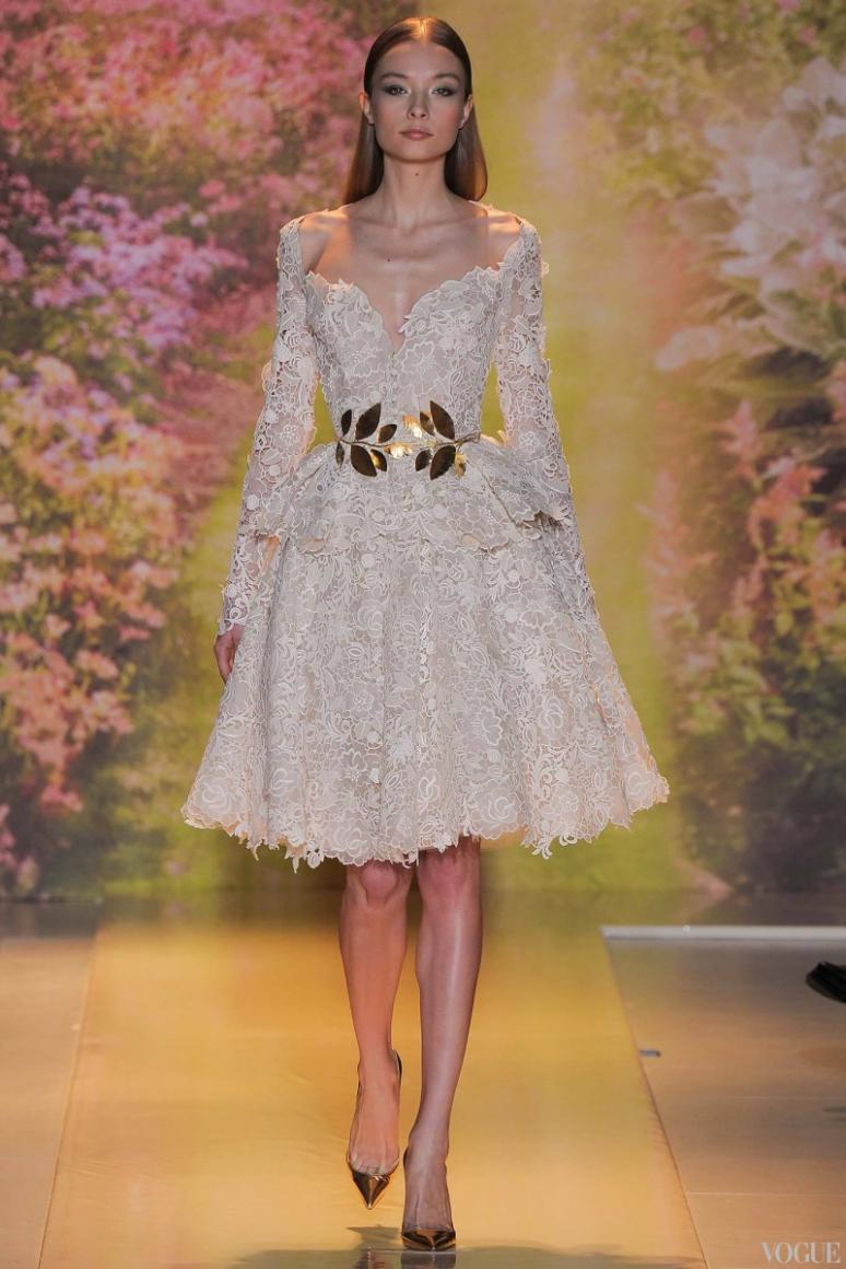 Zuhair Murad Couture весна-лето 2014 #44