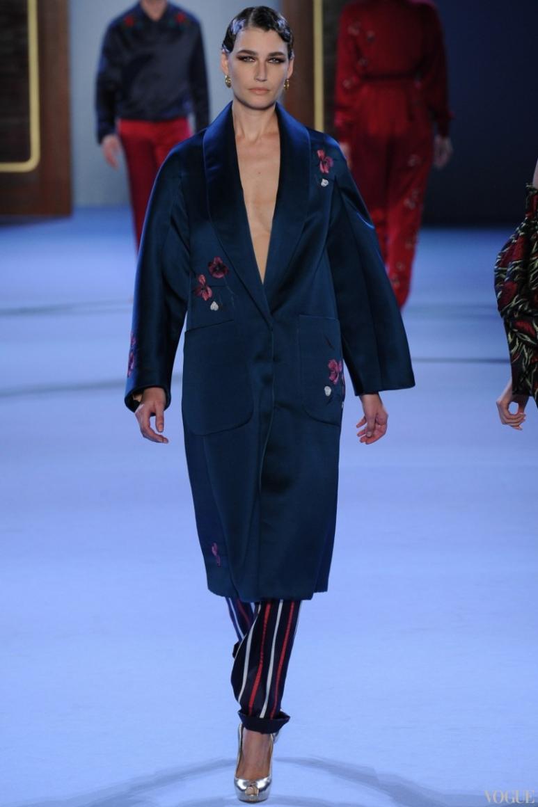 Ulyana Sergeenko Couture весна-лето 2014 #21