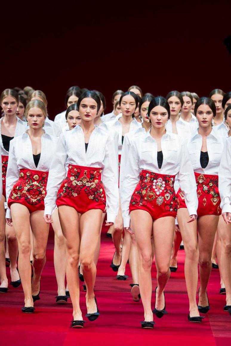 Dolce & Gabbana весна-лето 2015 #3