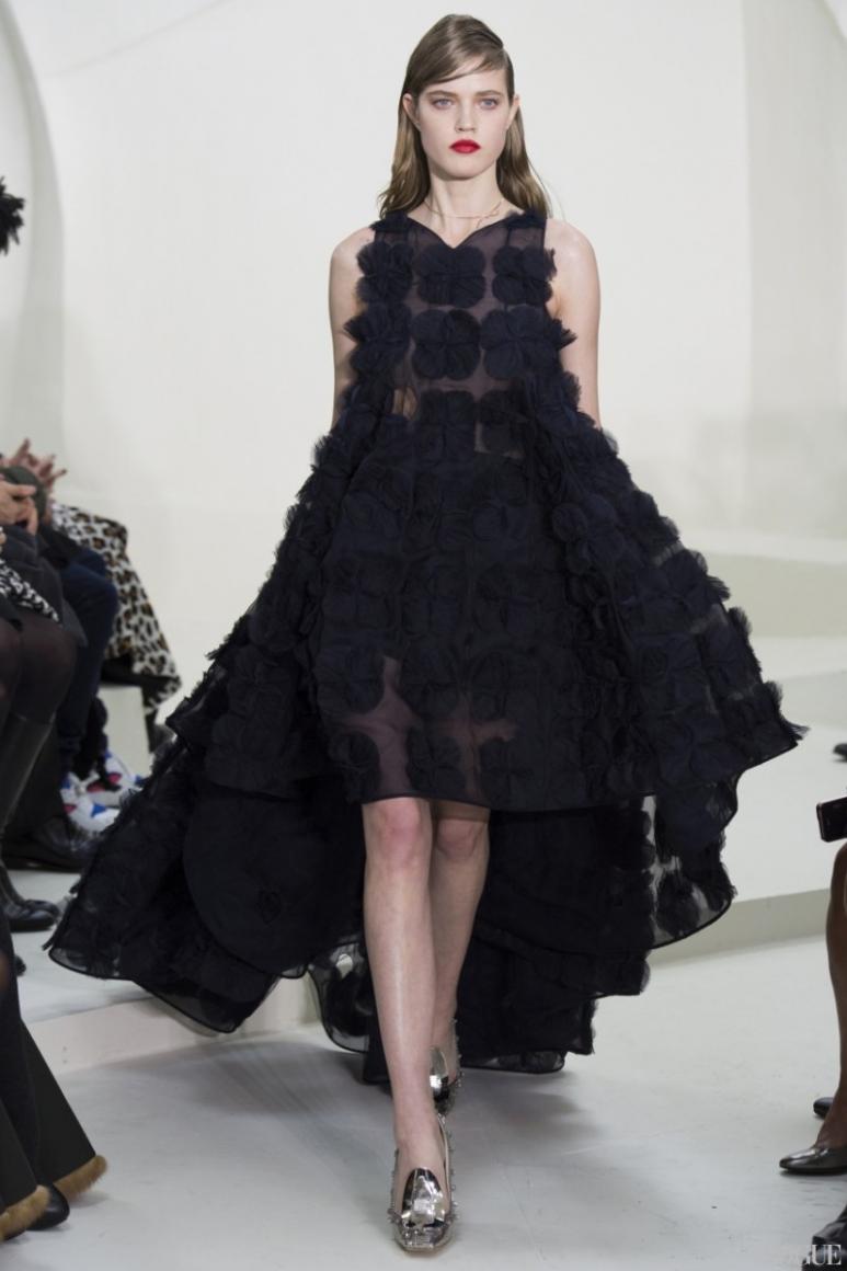 Christian Dior Couture весна-лето 2014 #23