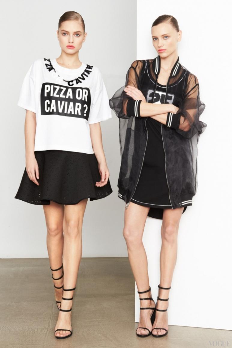DKNY Couture весна-лето 2013 #18