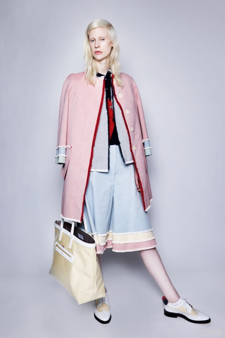 Thom Browne Resort 2016 #29