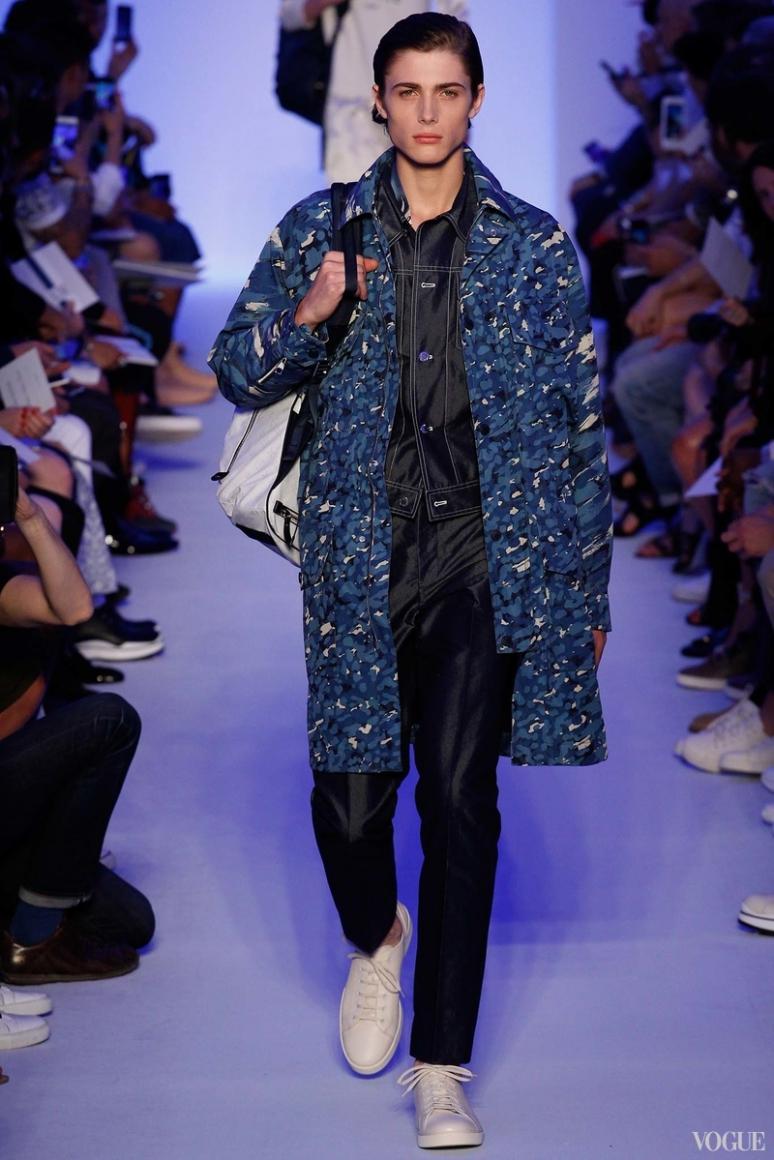 Louis Vuitton Menswear весна-лето 2016 #19