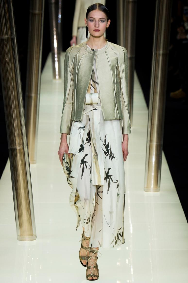 Armani Priv? Couture весна-лето 2015 #66