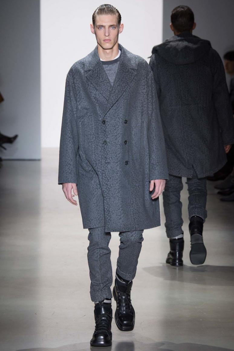 Calvin Klein Menswear осень-зима 2015/2016 #39