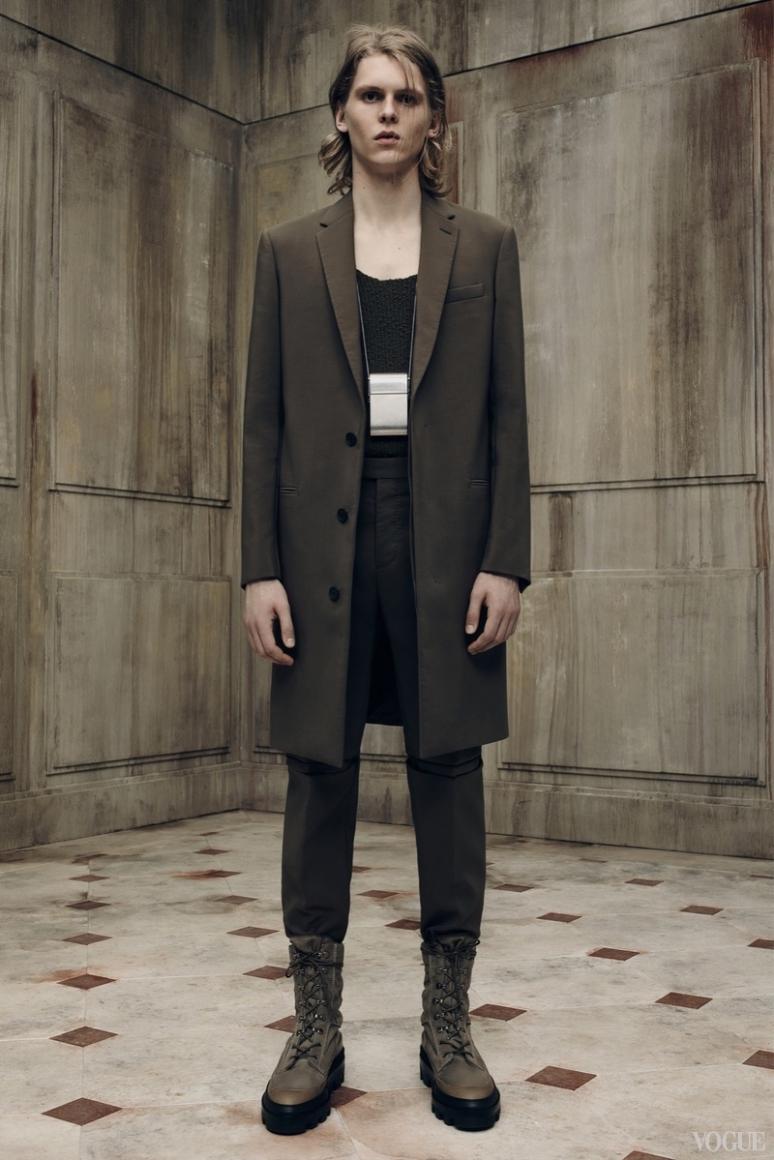 Balenciaga Menswear весна-лето 2016 #24