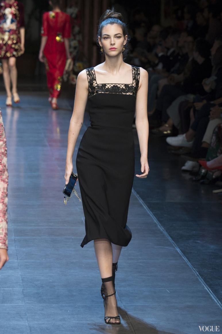 Dolce & Gabbana весна-лето 2016 #37