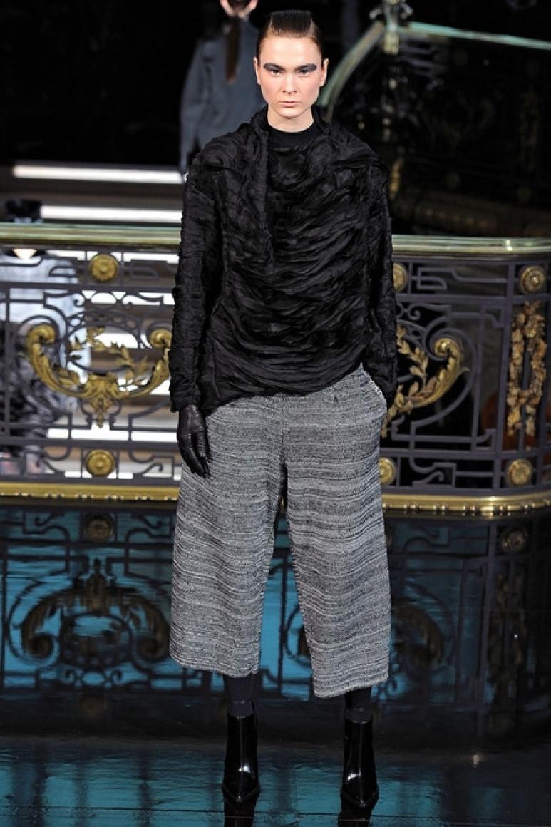 John Galliano осень-зима 2013/2014 #29