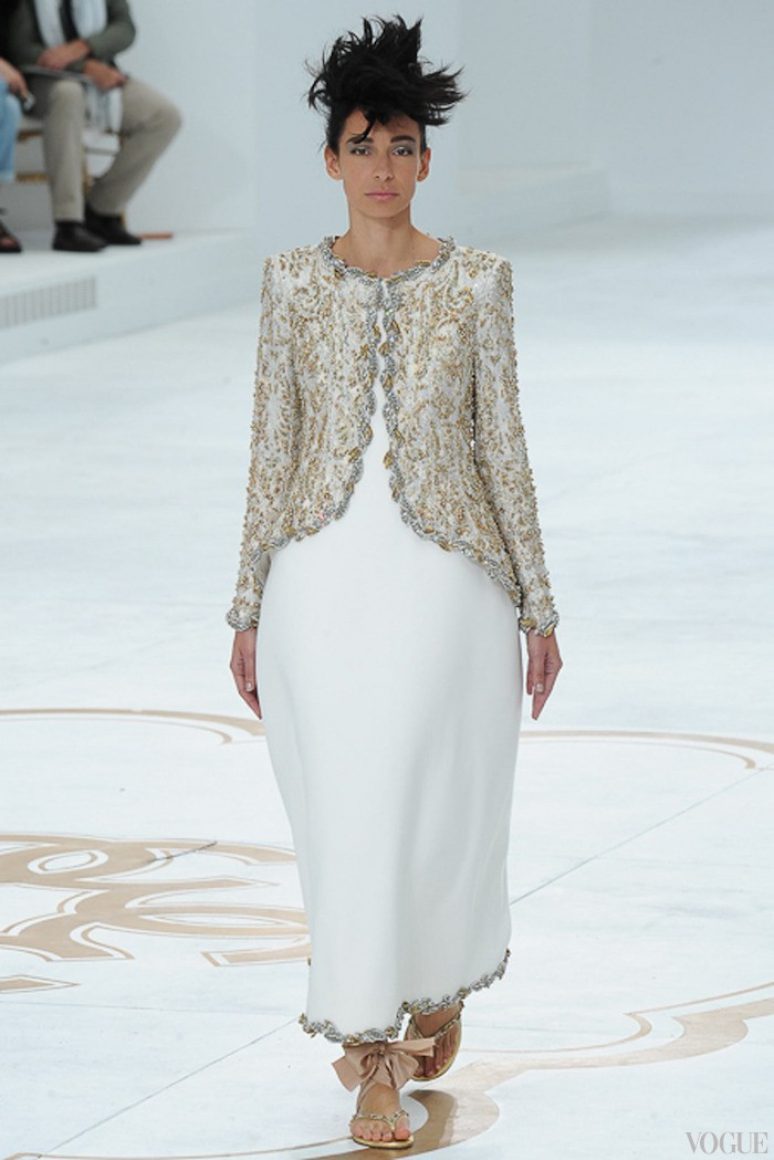 Chanel Couture осень-зима 2014/2015 #13