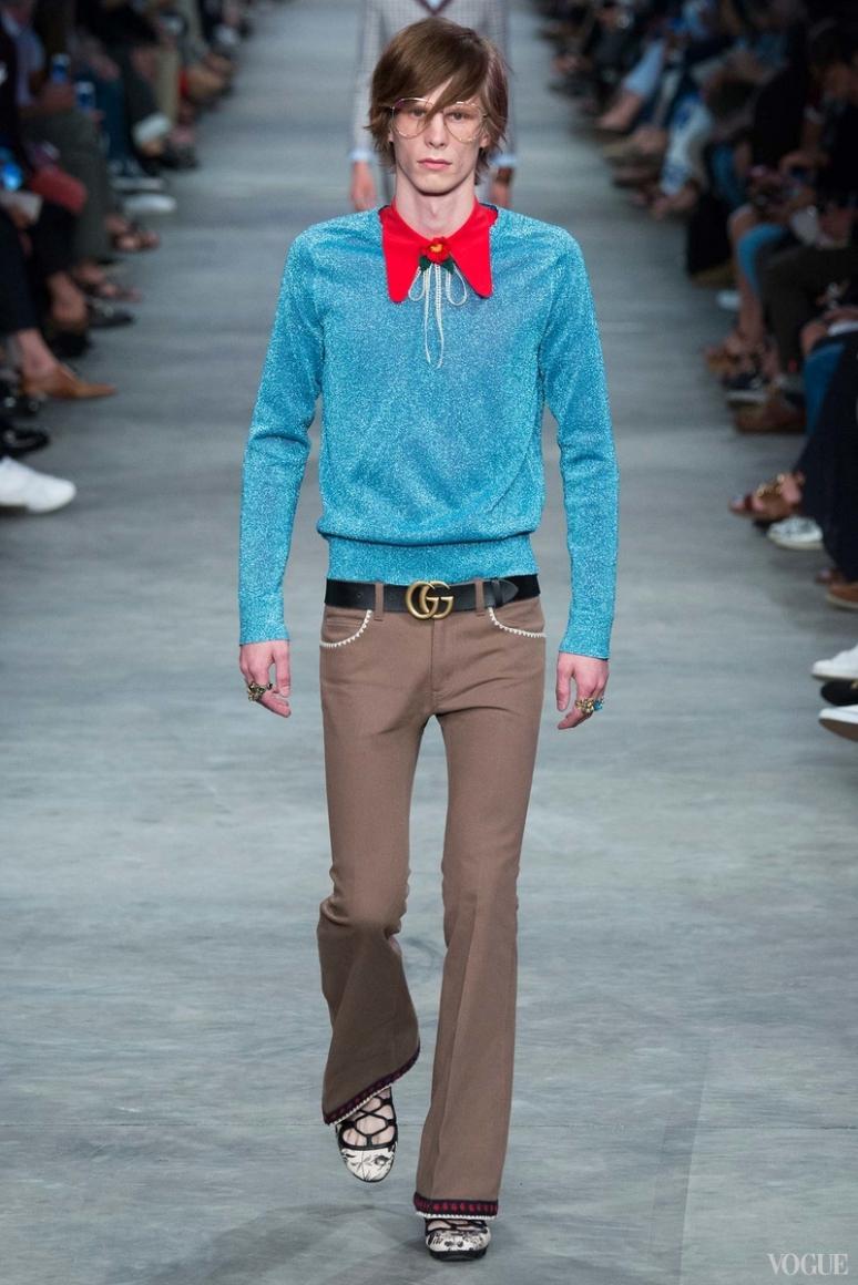 Gucci Menswear весна-лето 2016 #46