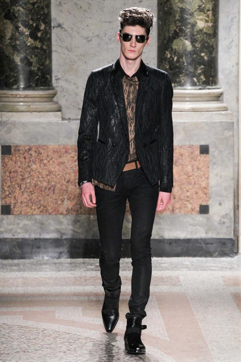 Roberto Cavalli Menswear осень-зима 2015/2016 #28