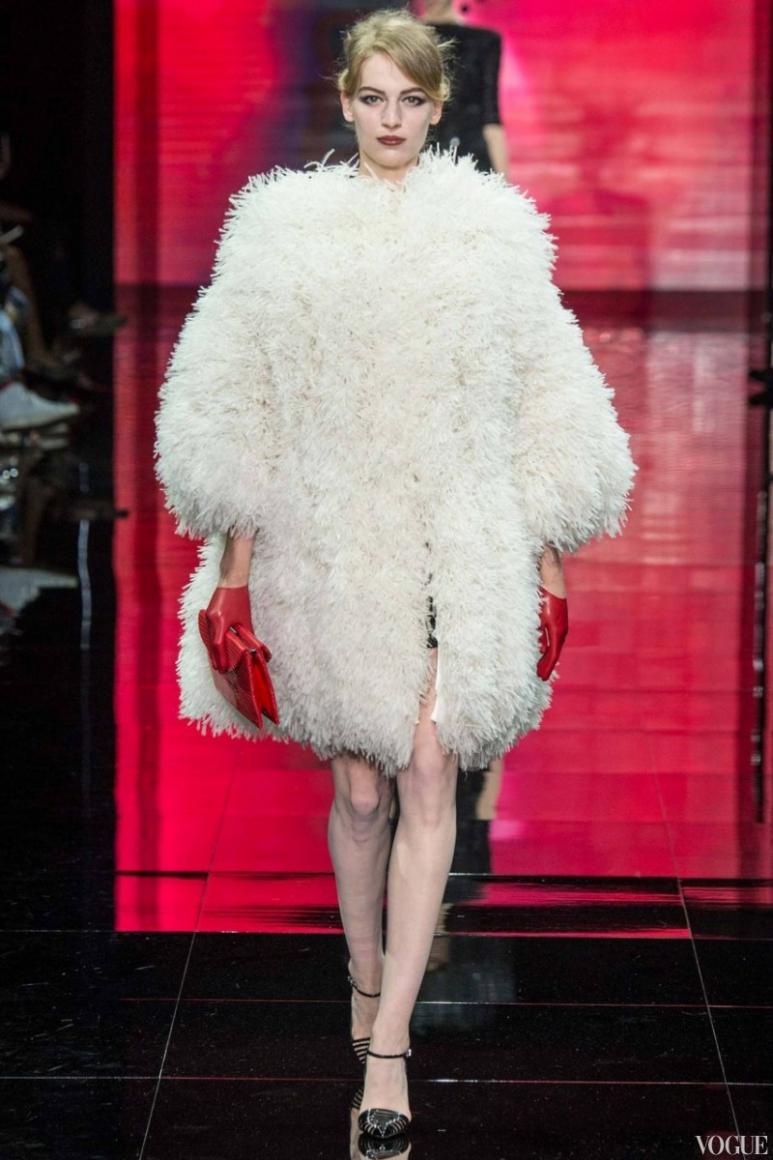 Armani Priv? Couture осень-зима 2014/2015 #24