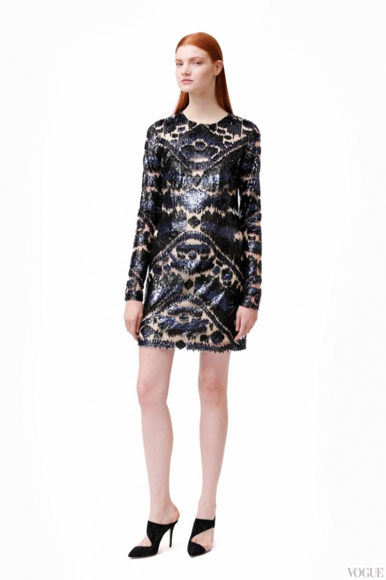 Monique Lhuillier Couture весна-лето 2013 #25