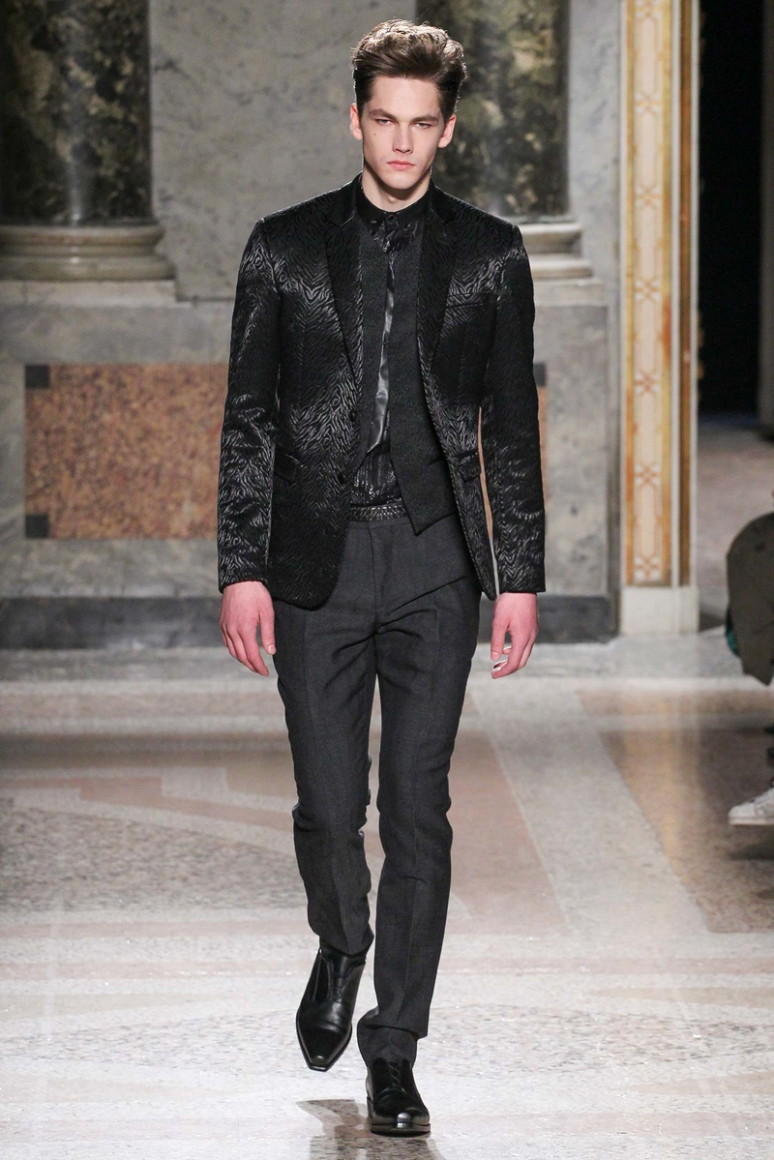 Roberto Cavalli Menswear осень-зима 2015/2016 #3
