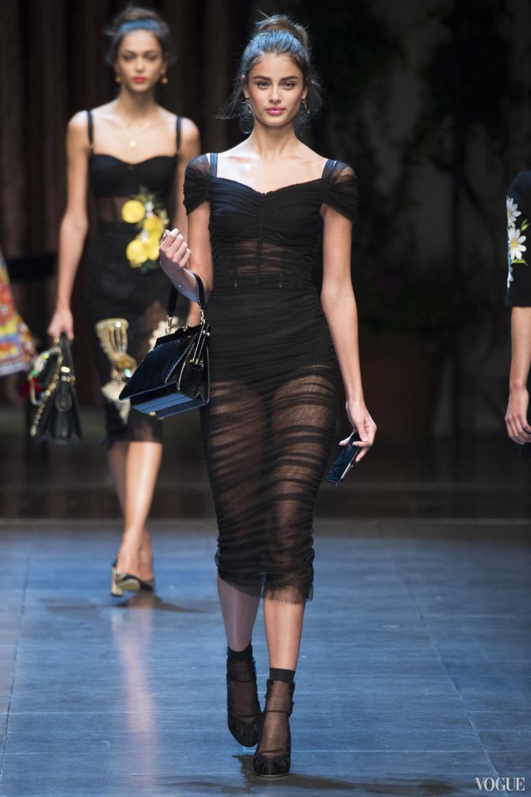 Dolce & Gabbana весна-лето 2016 #8