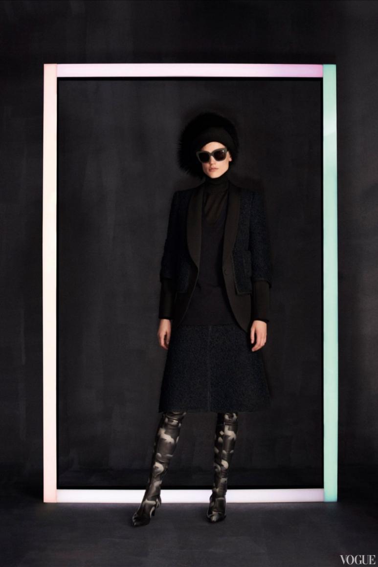 Louis Vuitton Couture весна-лето 2013 #18