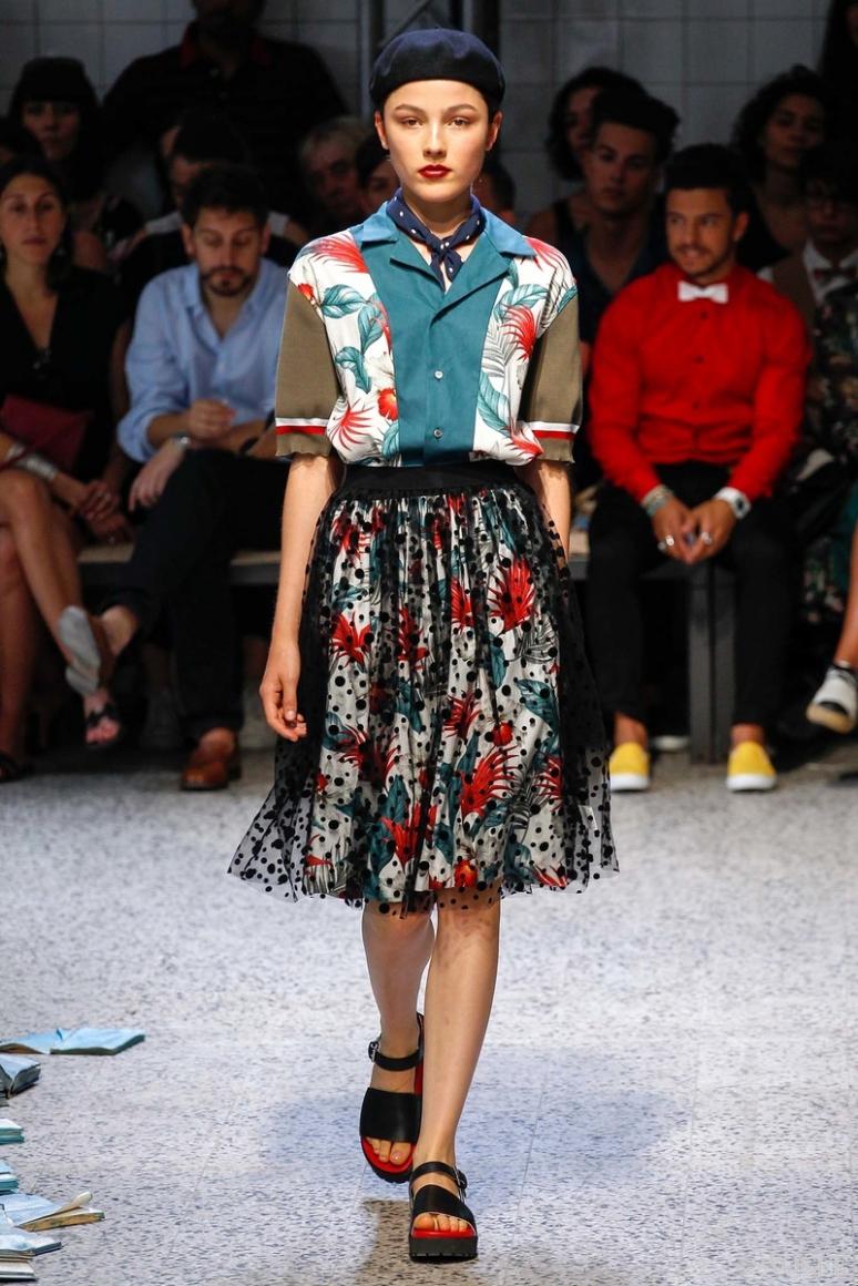 Antonio Marras Menswear весна-лето 2016 #10