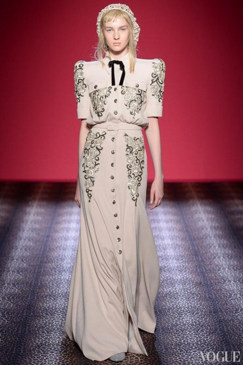Schiaparelli Couture осень-зима 2014/2015 #8