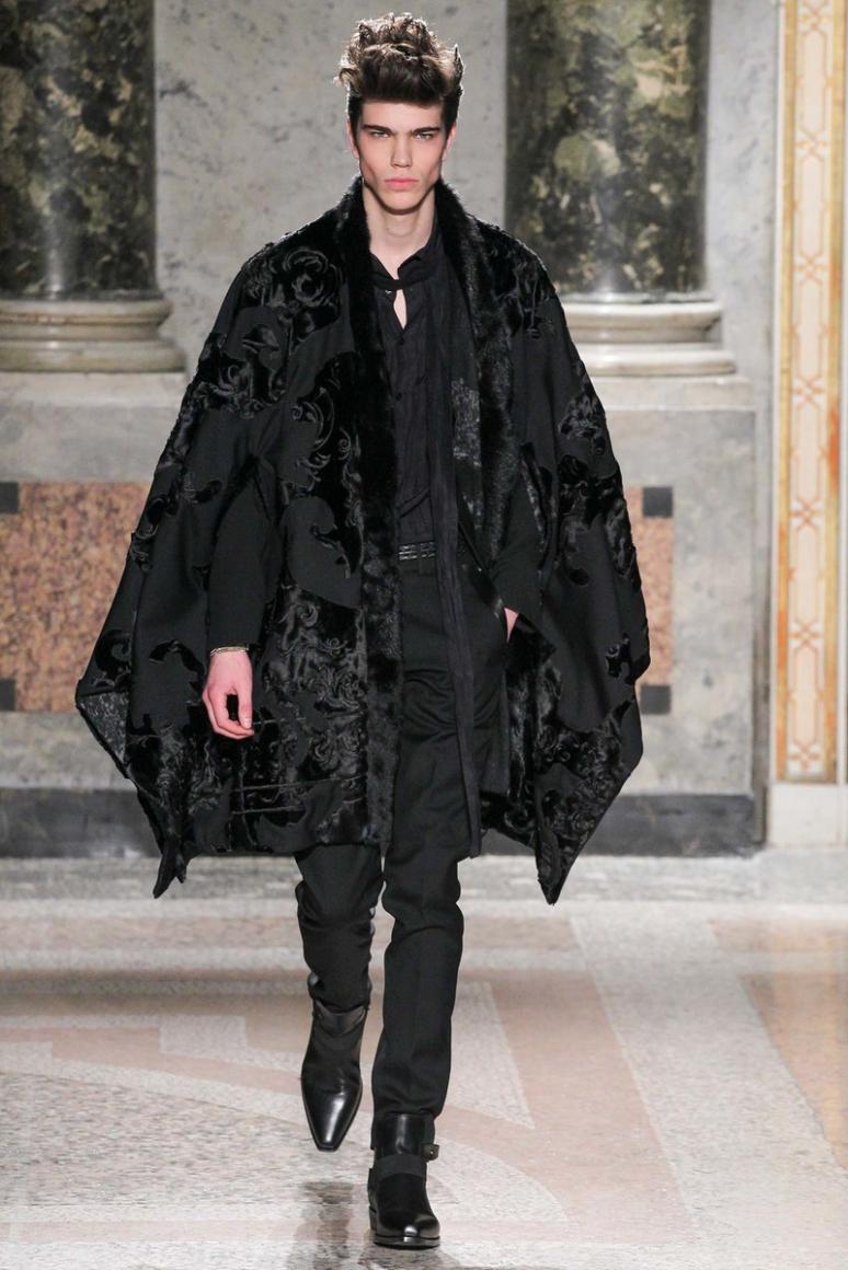 Roberto Cavalli Menswear осень-зима 2015/2016 #5