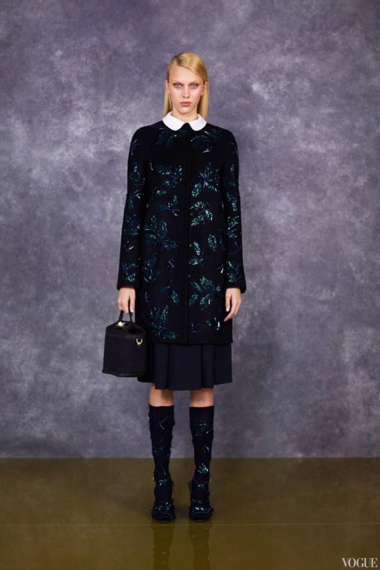Tory Burch Couture весна-лето 2013 #11