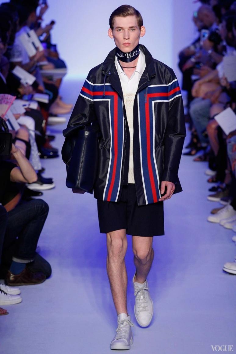Louis Vuitton Menswear весна-лето 2016 #25