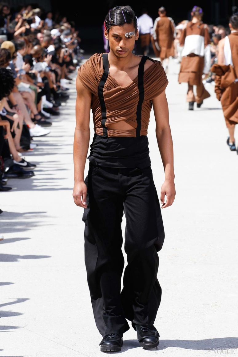 Hood by Air Menswear весна-лето 2016 #6