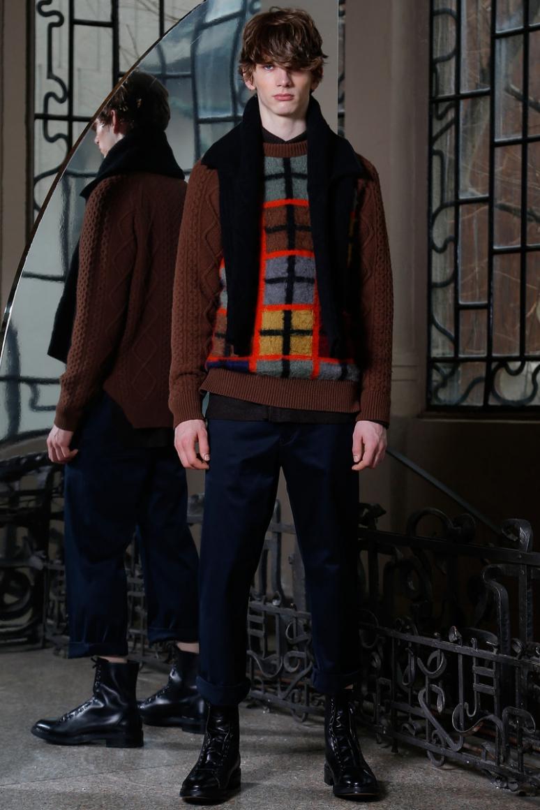 Iceberg Menswear осень-зима 2015/2016 #8