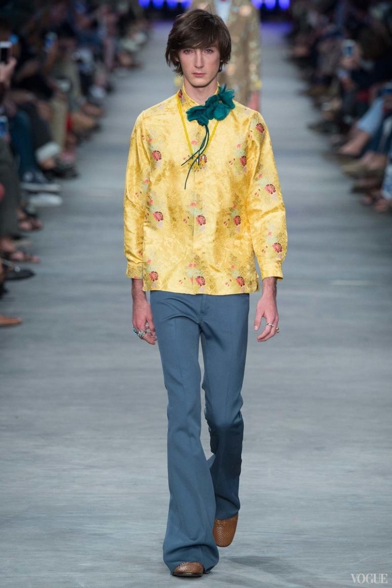 Gucci Menswear весна-лето 2016 #55