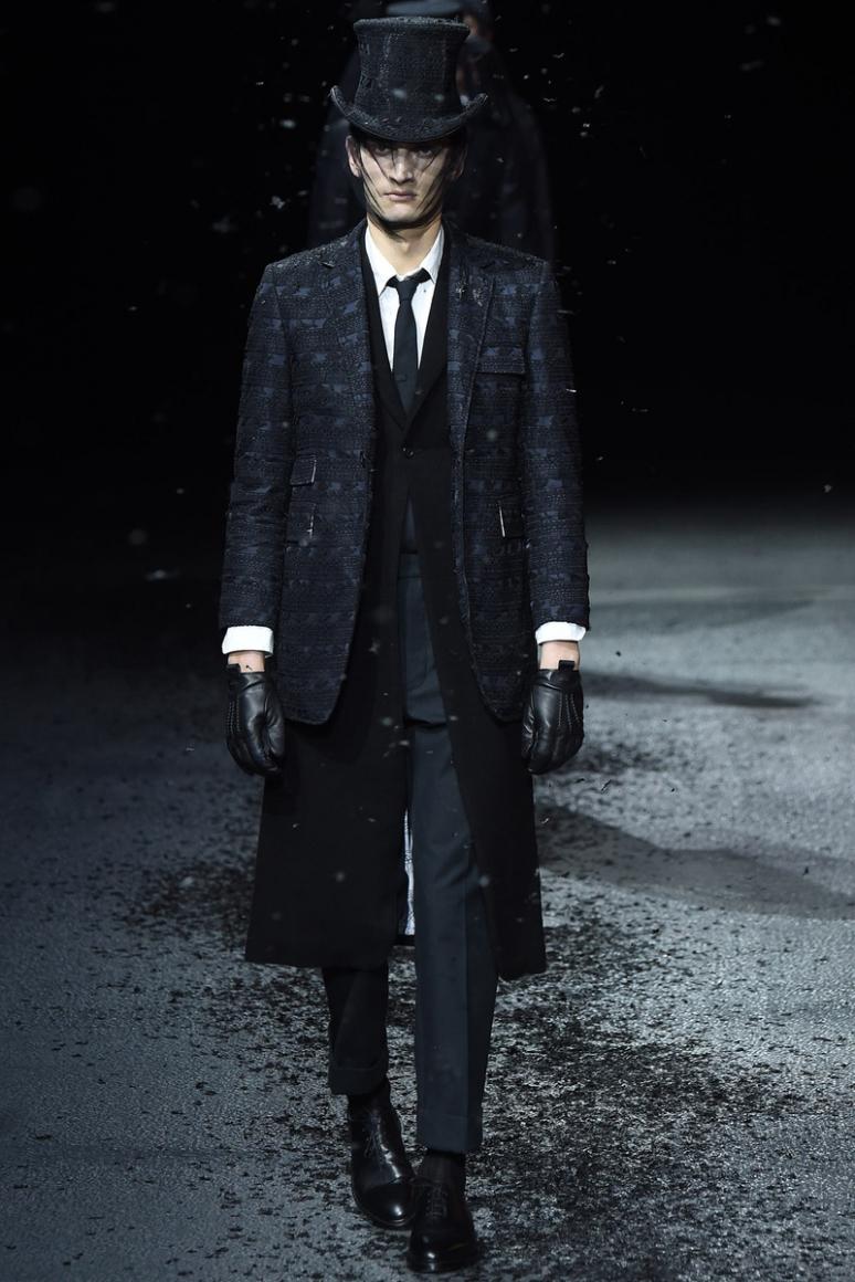 Thom Browne Menswear осень-зима 2015/2016 #25