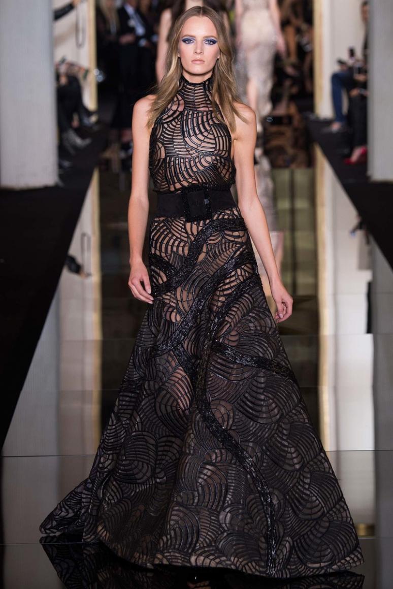 Atelier Versace Couture весна-лето 2015 #14