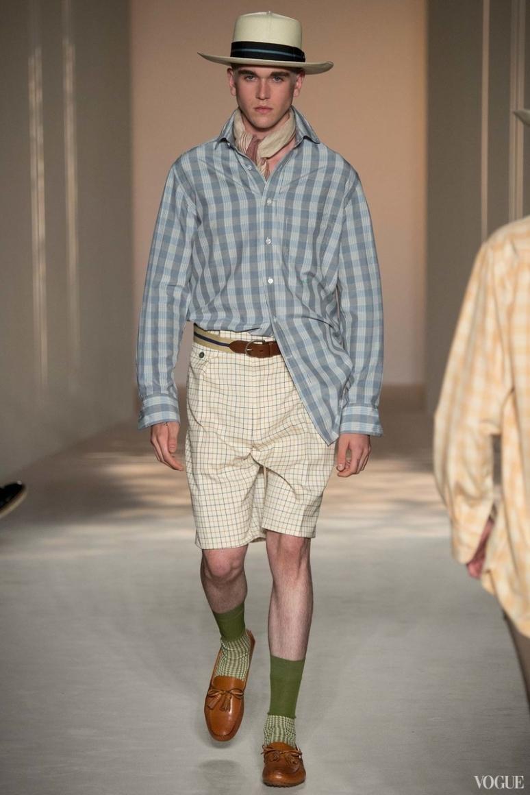 Dunhill Menswear весна-лето 2016 #2
