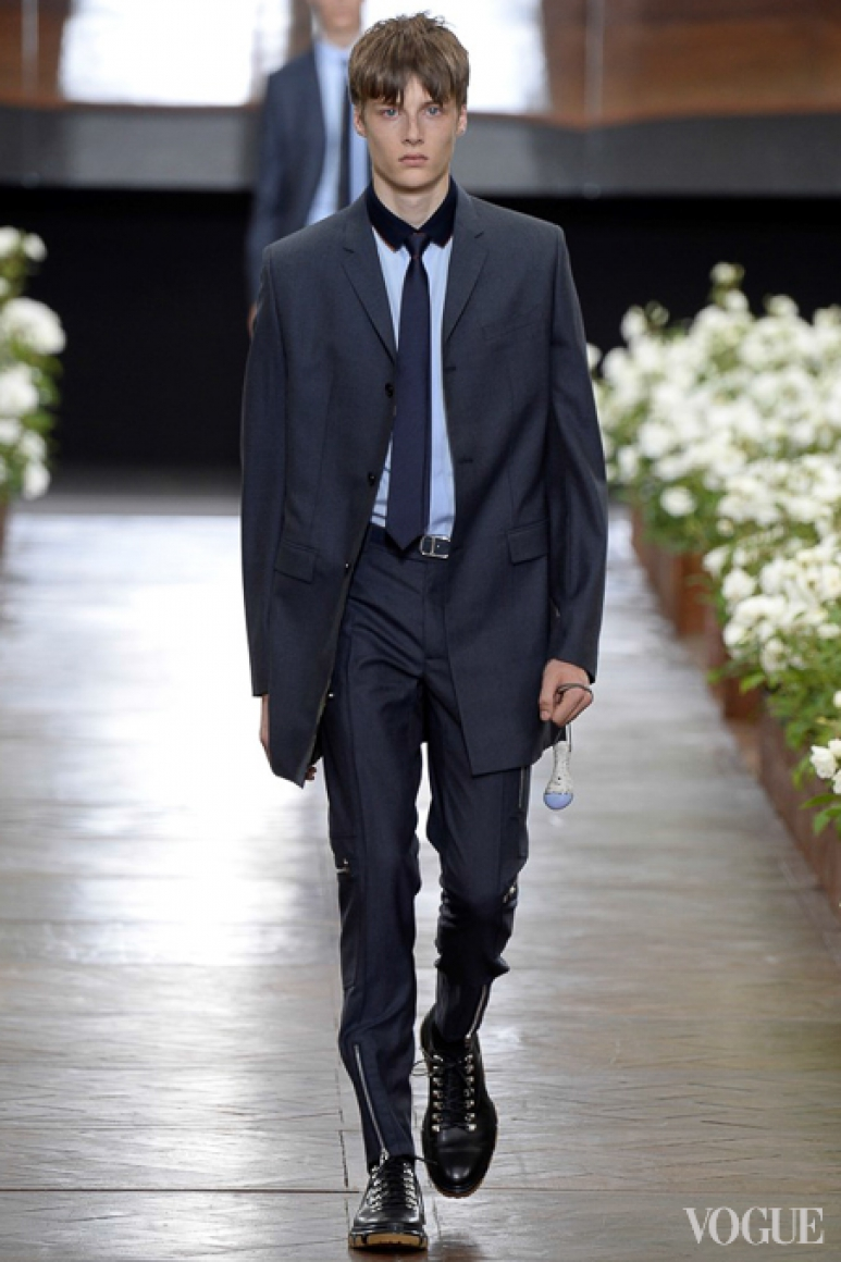 Dior Homme Menswear весна-лето 2016 #46
