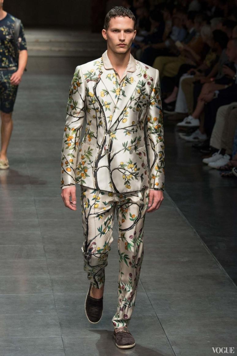 Dolce & Gabbana Menswear весна-лето 2016 #31