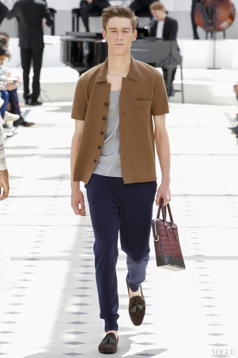 Burberry Prorsum Menswear весна-лето 2016 #22