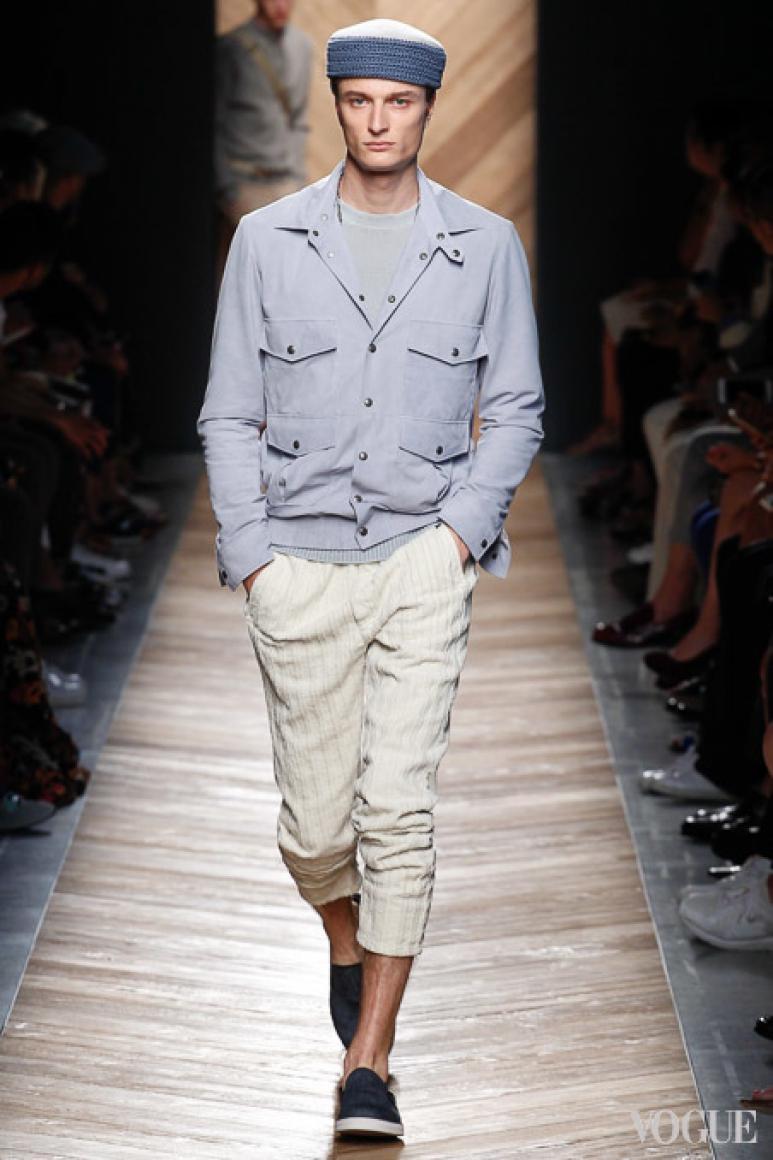 Bottega Veneta Menswear весна-лето 2016 #39