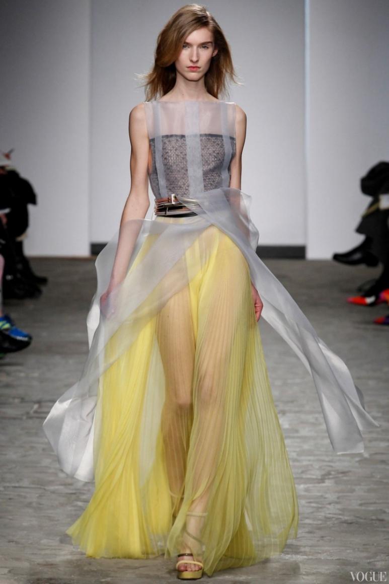 Vionnet Couture весна-лето 2014 #10