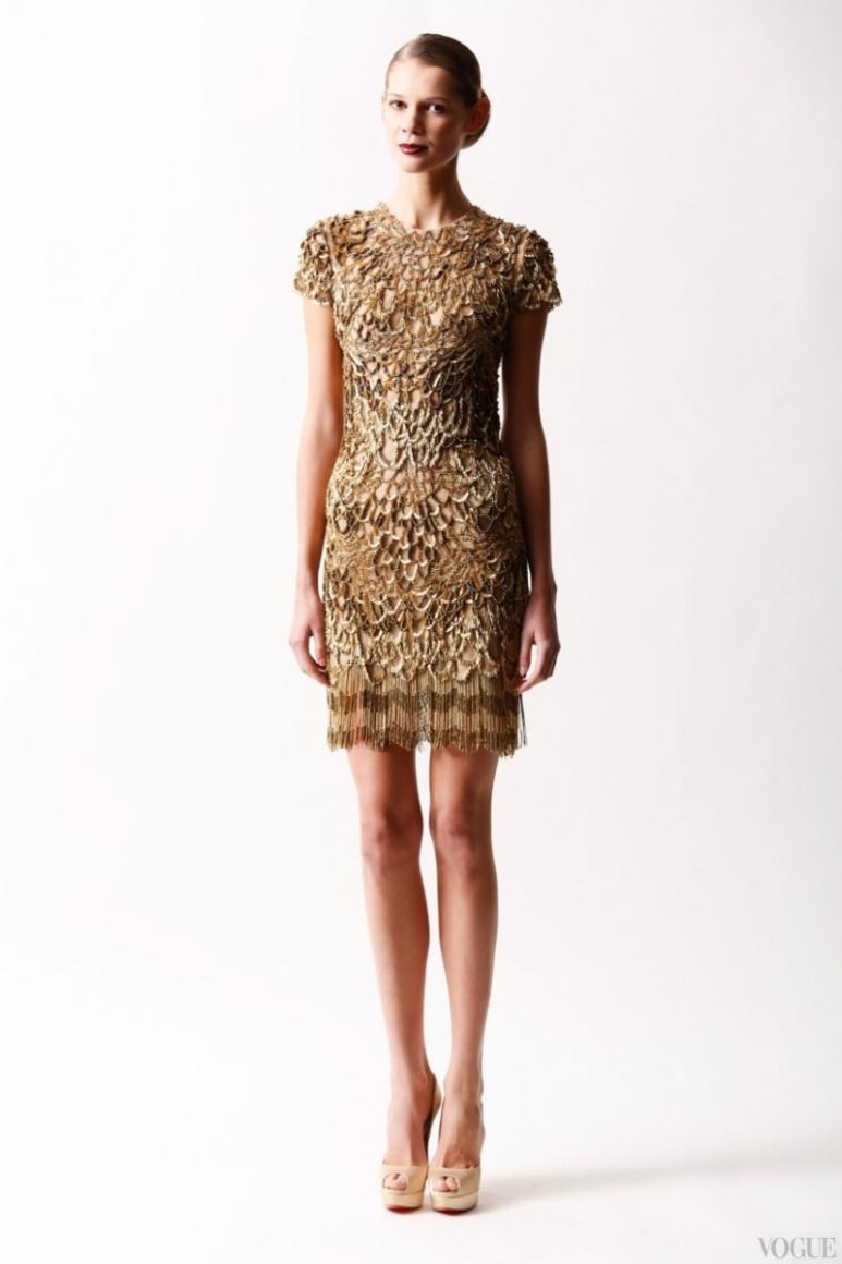 Naeem Khan Couture весна-лето 2013 #19