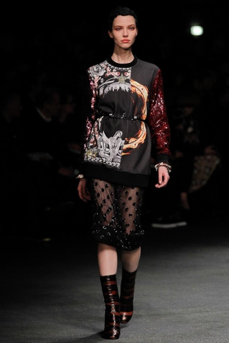 Givenchy осень-зима 2013/2014 #42