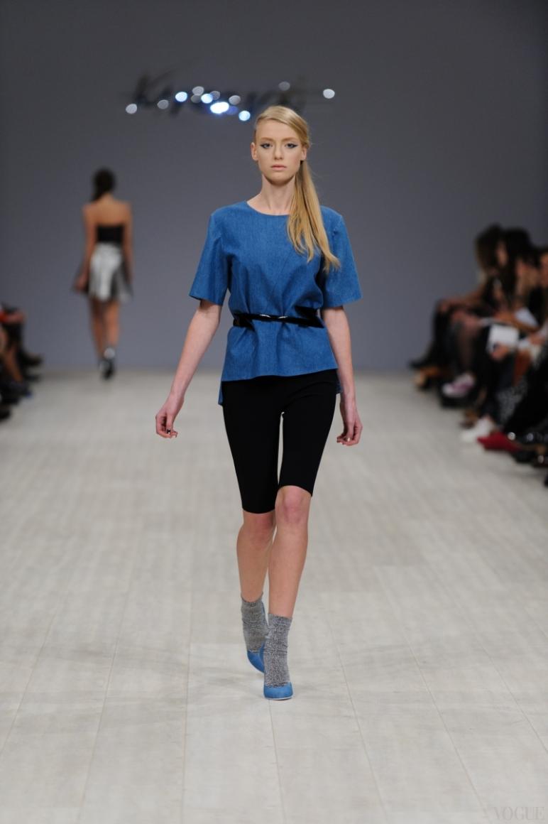 Ksenia Kireeva весна-лето 2014 #15