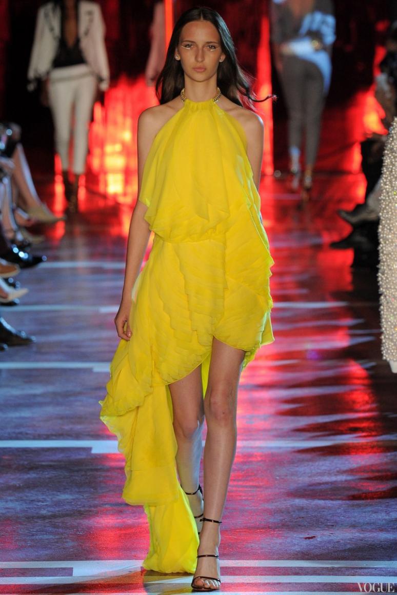 Alexandre Vauthier Couture осень-зима 2014/2015 #23